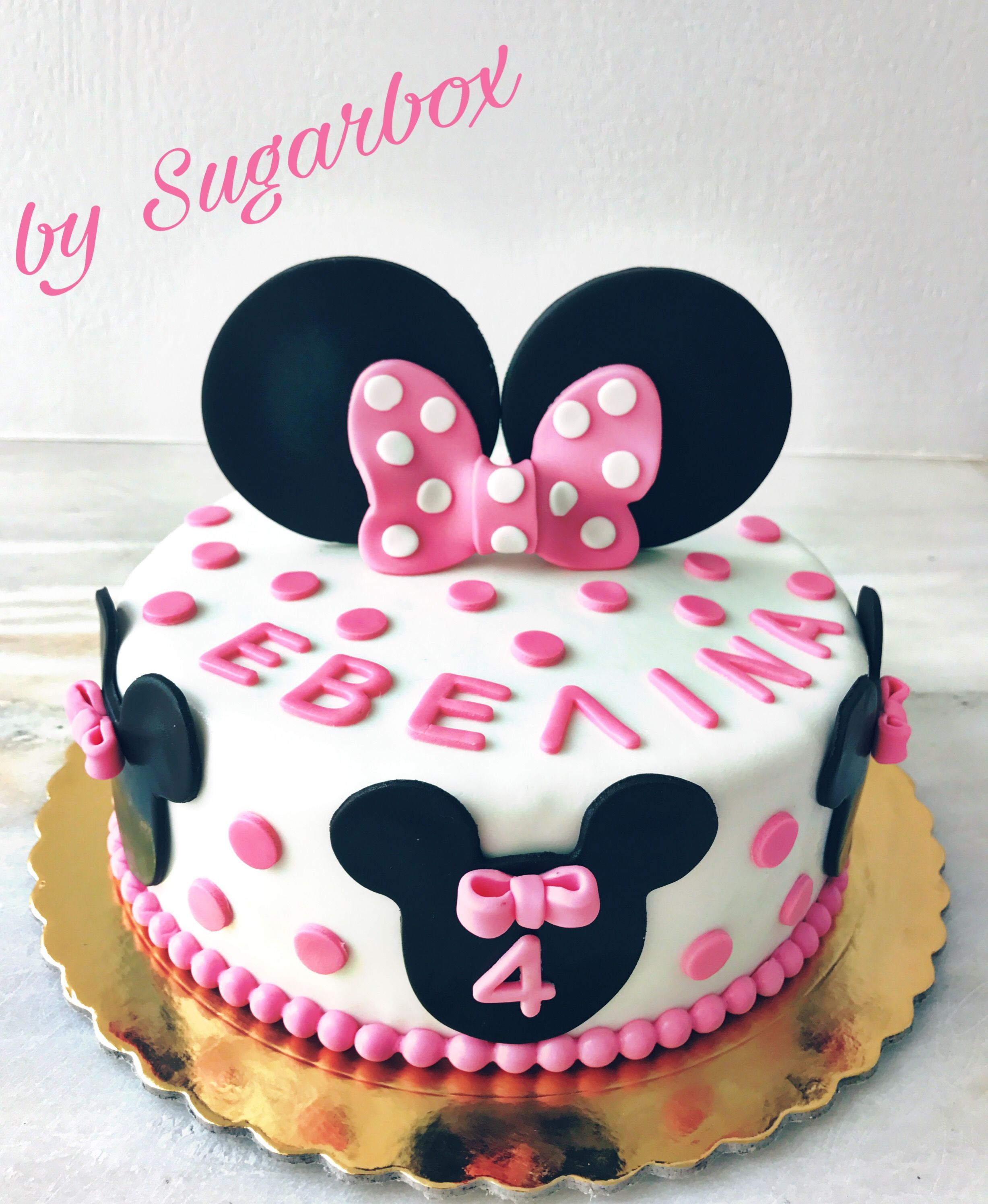 Pin Auf Sugarbox By Chara Party Cakes
