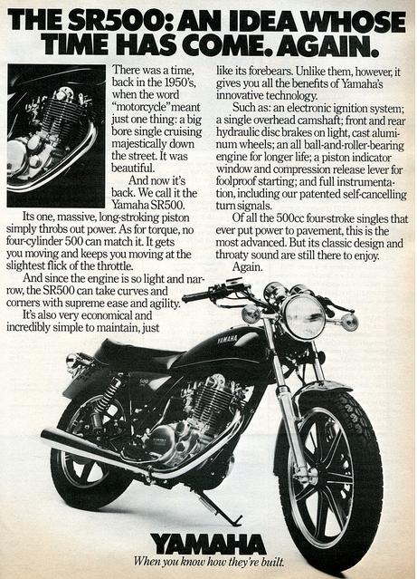 Yamaha Motorcycle History « Yamaha Owners Club | Yamaha Motorcycle