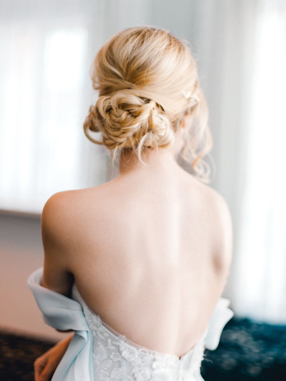 your wedding hair & makeup questions: answered by the expert