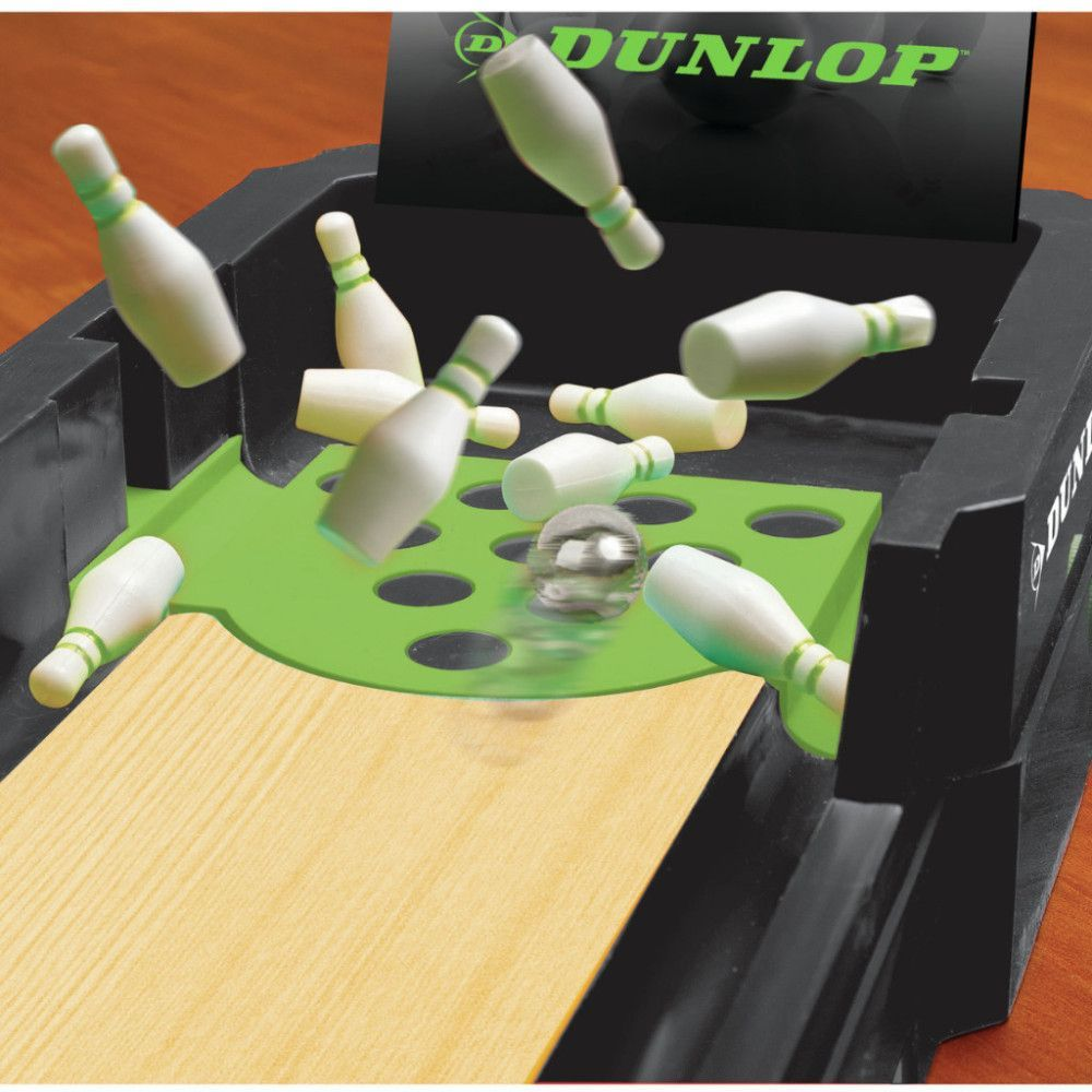 Tabletop Bowling With Score Counter