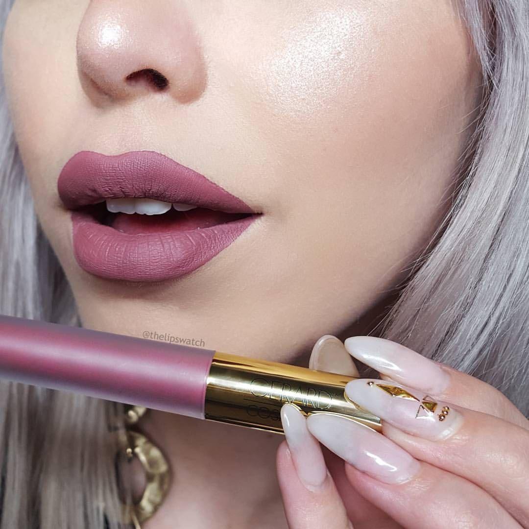 Gerardcosmetics Cher Lipstick Is Unreal Gerard Cosmetics Gerard