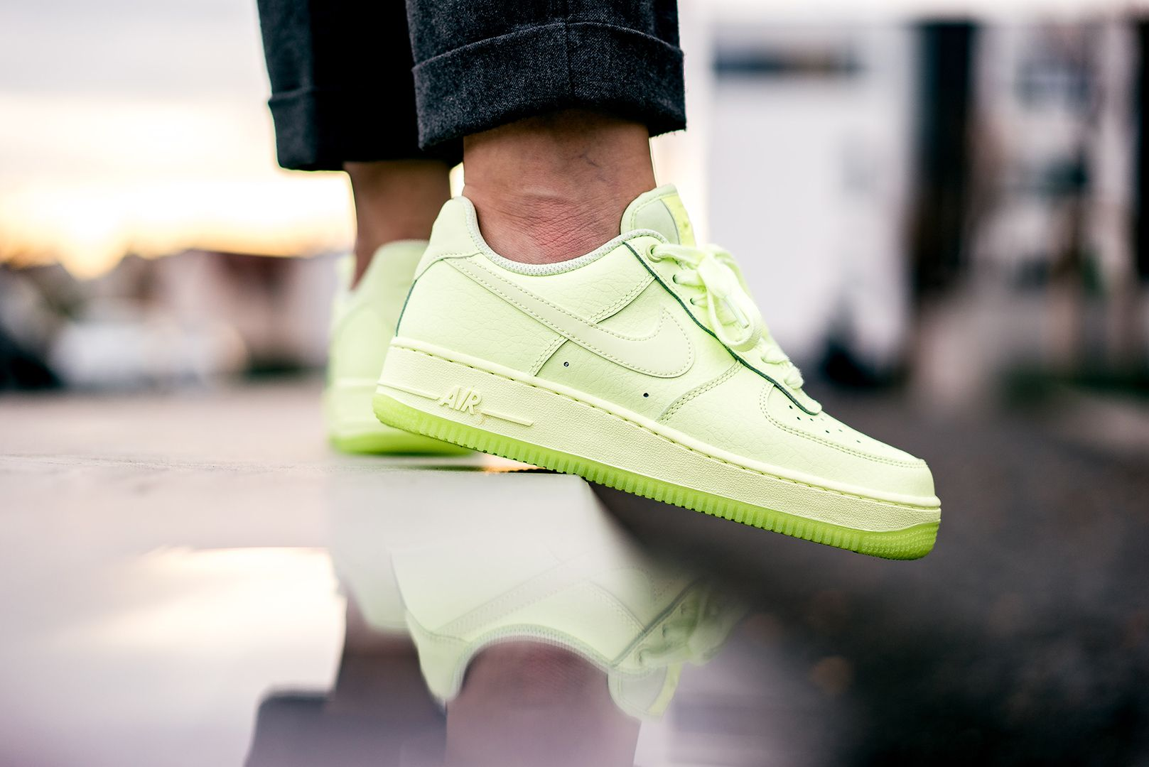 The Nike WMNS Air Force 1 '07 Essential is available in our ...