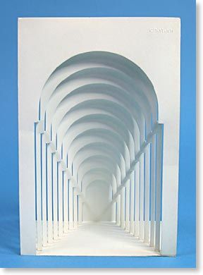 Kirigami Or The Art Of Paper Cutting And Origami Architecture