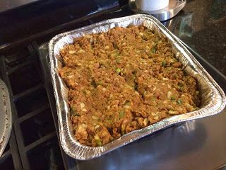 Thelmas chicken gizzard cornbread stuffing soul food thanksgiving recipes thelmas southern chicken gizzard cornbread stuffing quarto cooks forumfinder Image collections