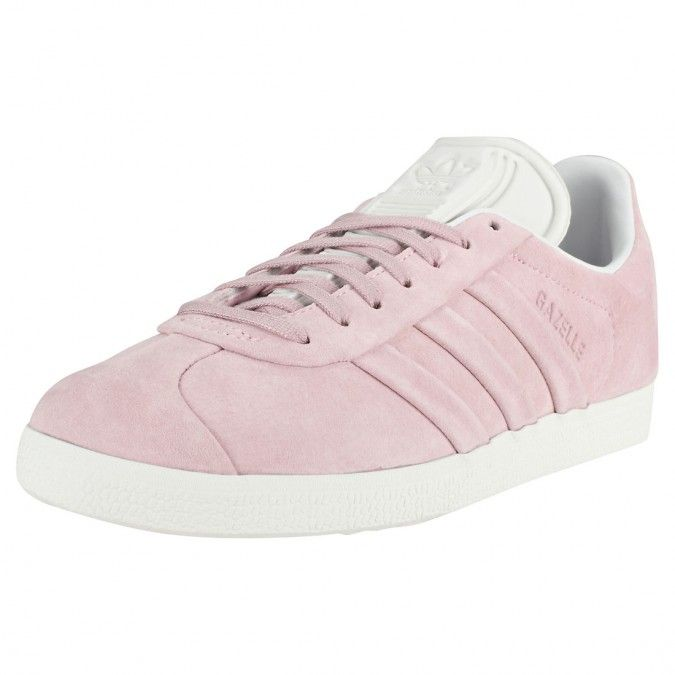 adidas Gazelle Stitch And Turn W BB6708 Womens Trainers in Pink ...