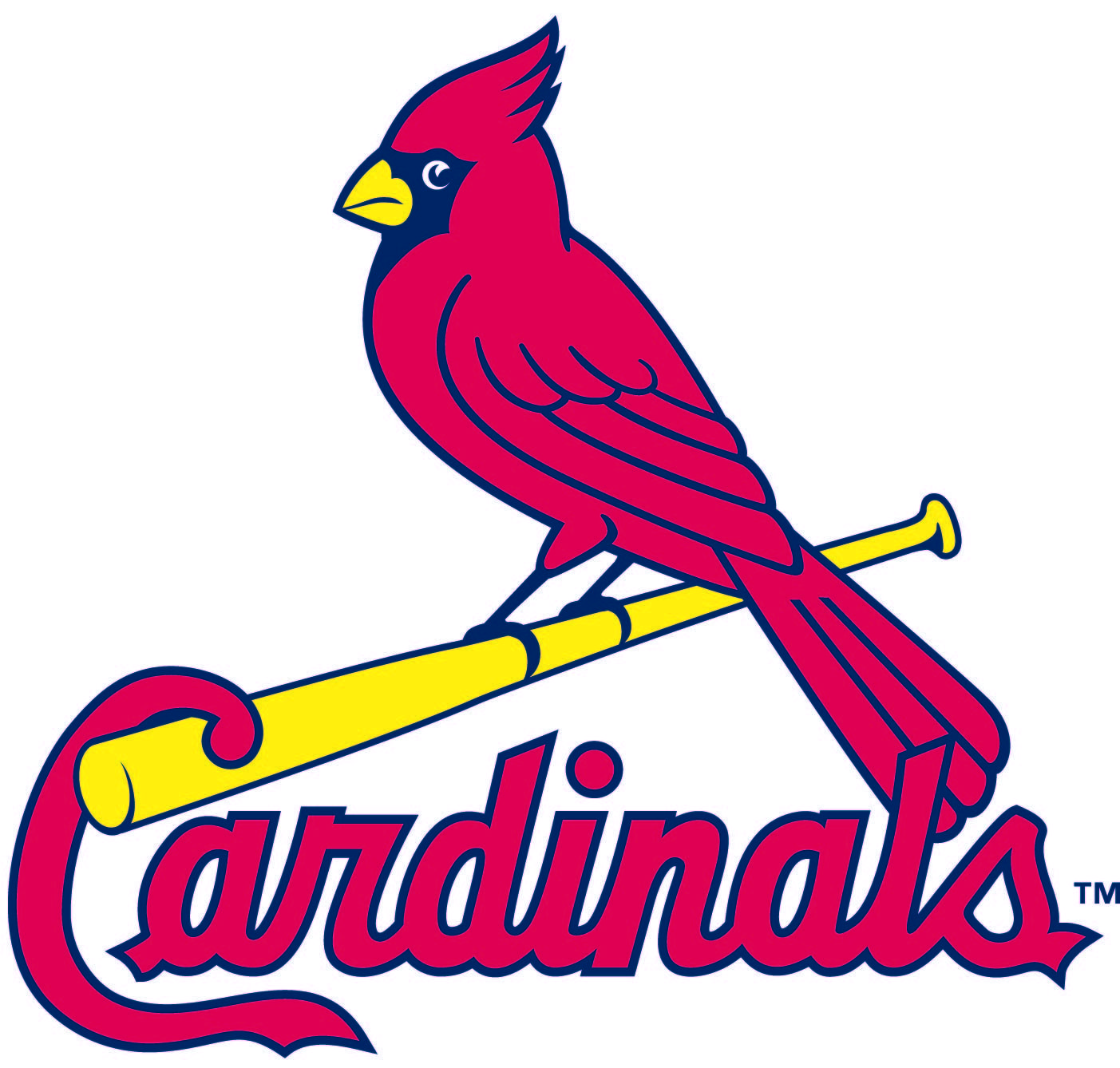 St louis cardinals logo canvas painting ideas pinterest st
