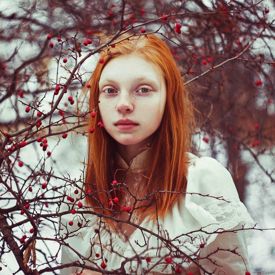 ginger by Anna1Anna on deviantART Portrait, Ginger hair