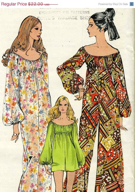 On Sale Vintage Vogue 7818 UNCUT Misses Jumpsuit by RomasMaison, $17.60