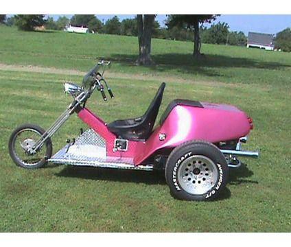 Short VW Trike !