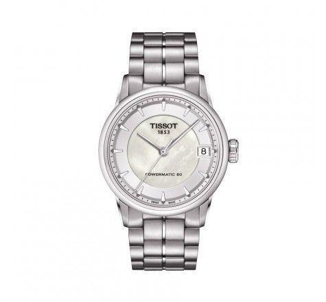 92a614ce855 Tissot Luxury Automatic horloge T086.207.11.111.00 online kopen? Op  werkdagen voor 23