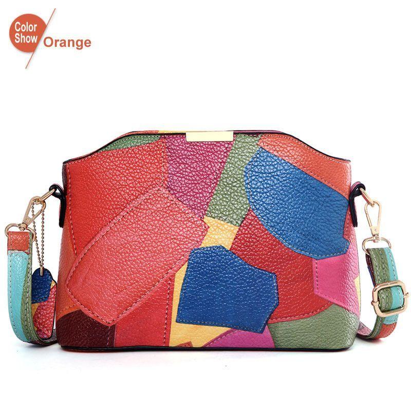 RoyaDong Crossbody Bags For Women Messenger Bag Ladies Shoulder Bags Small Leather Lady's Hand Bag 2016 Sac A Main Bolso Bolsas