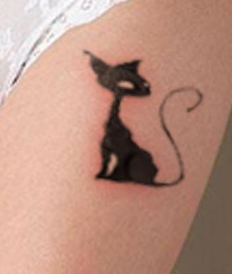 Cat Tattoo Story Cat Tattoo Designs Tattoos Cat Tattoo