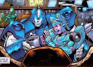 Transformer sex