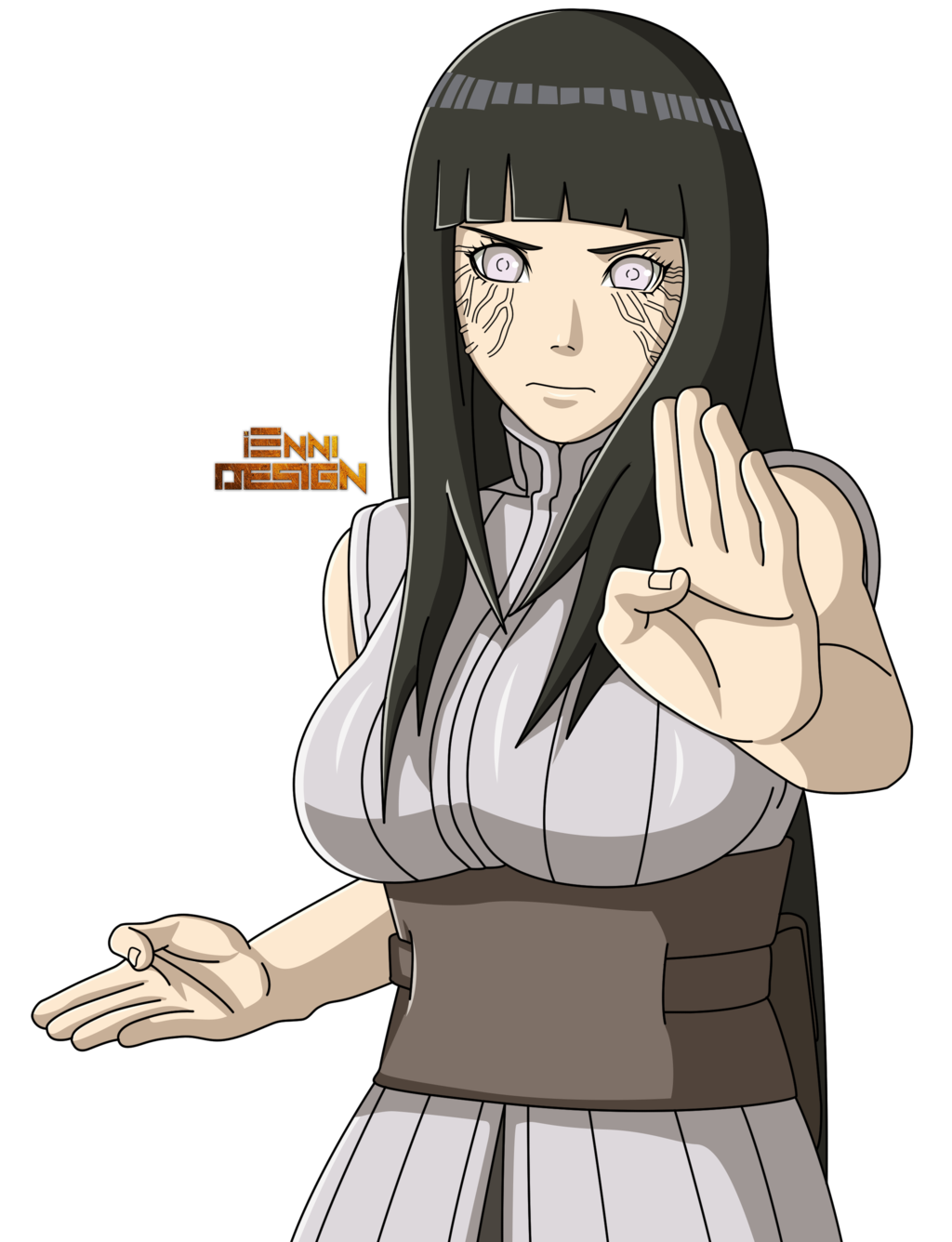 The Last: Naruto the Movie| Hinata (Byakugan) by ...