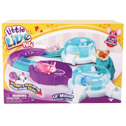 Little Live Pets Lil Mouse Single Pack Chatter Mice