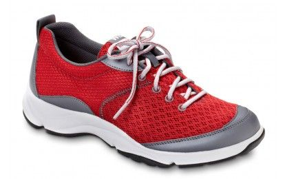 Rhythm Walker.                                                     - they say this is a comfy walking shoe if you have plantar fasciitis, hip pain, knee pain etc...