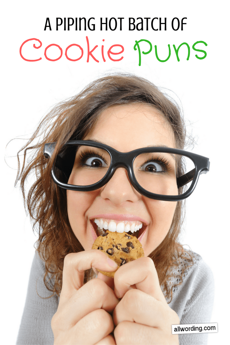 This Batch of Cookie Puns Will Bake Your Day | Cookie ...
