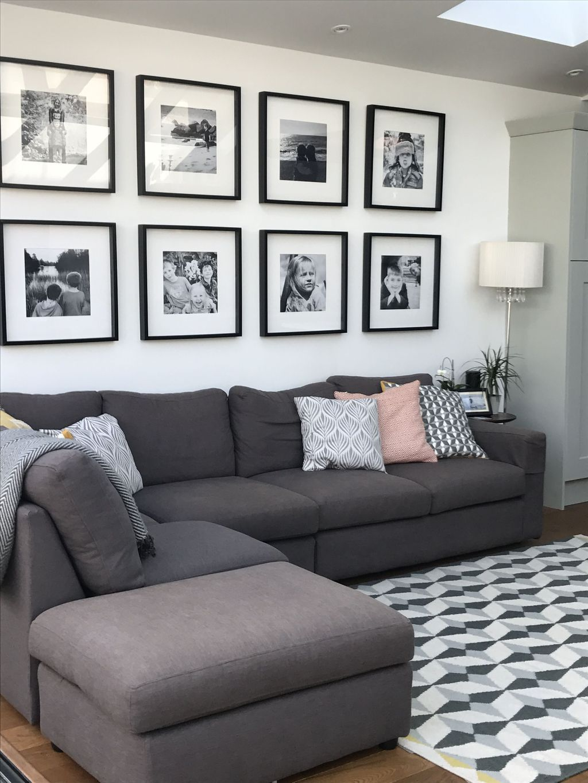 44 Lovely Black and White Living Room Ideas images