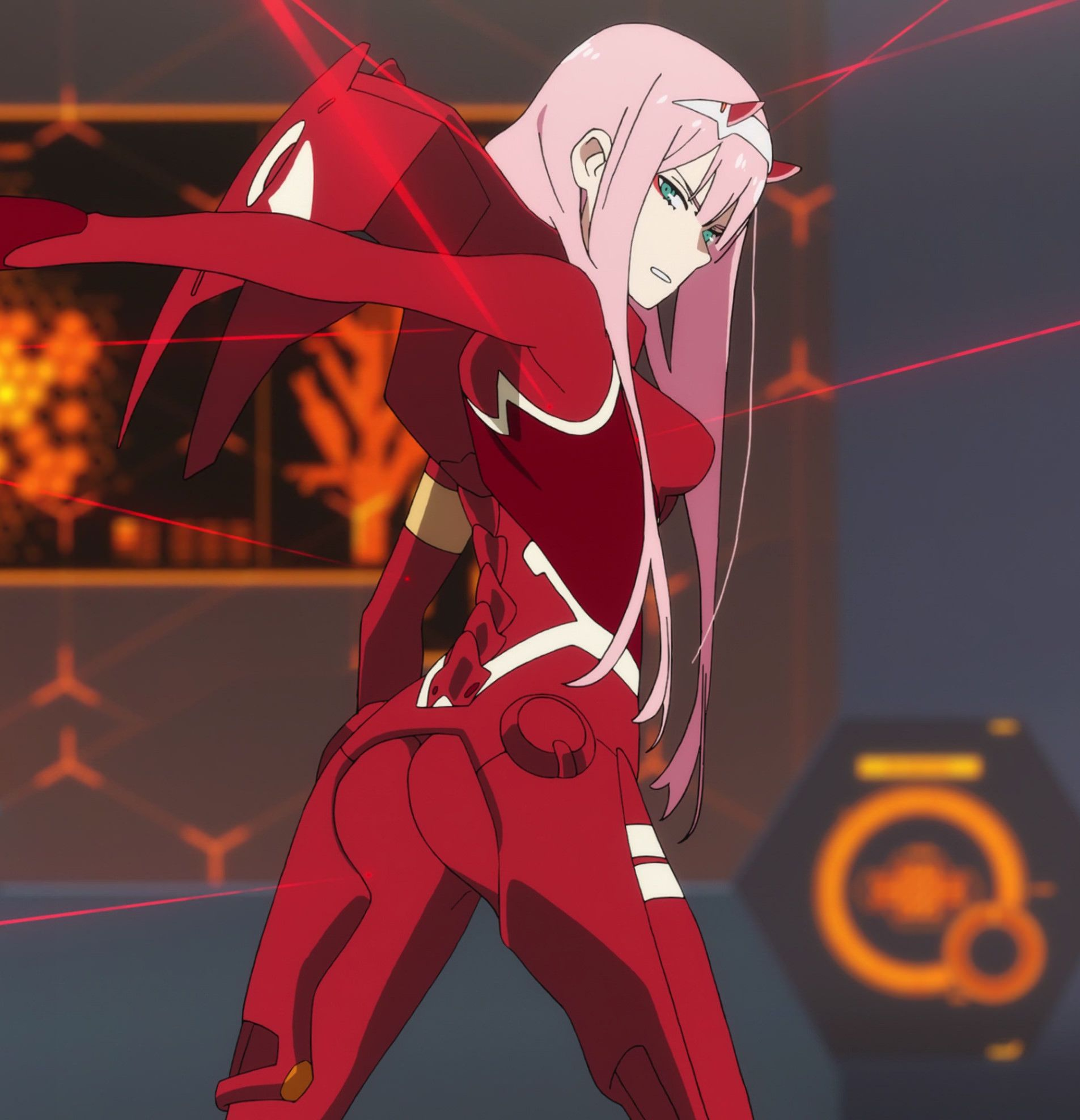 Zero Zero Two 002 Bodysuit Darling In The Franxx Darling In The