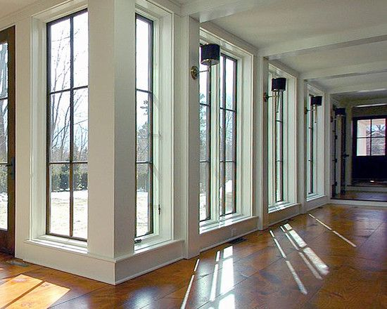 Floor To Ceiling Window Design Pictures Remodel Decor And Ideas Page 4 Home Floor To Ceiling Windows House Design