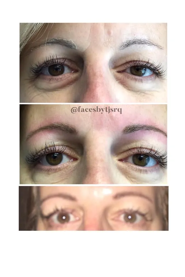 Permanent Makeup I Got my Brows, Eyeliner and Lips Done