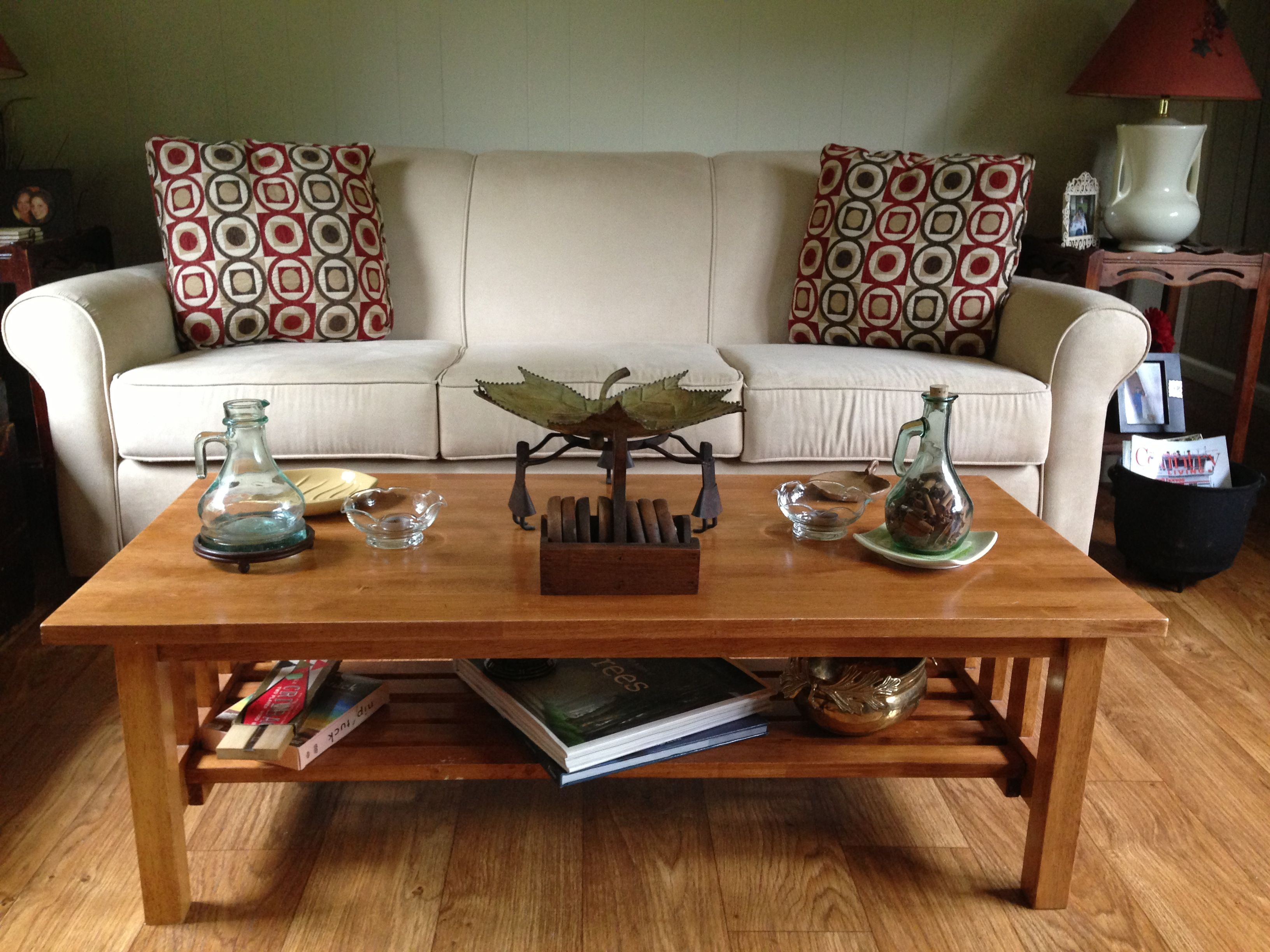 Coffee Table Decorating Decoration Pinterest