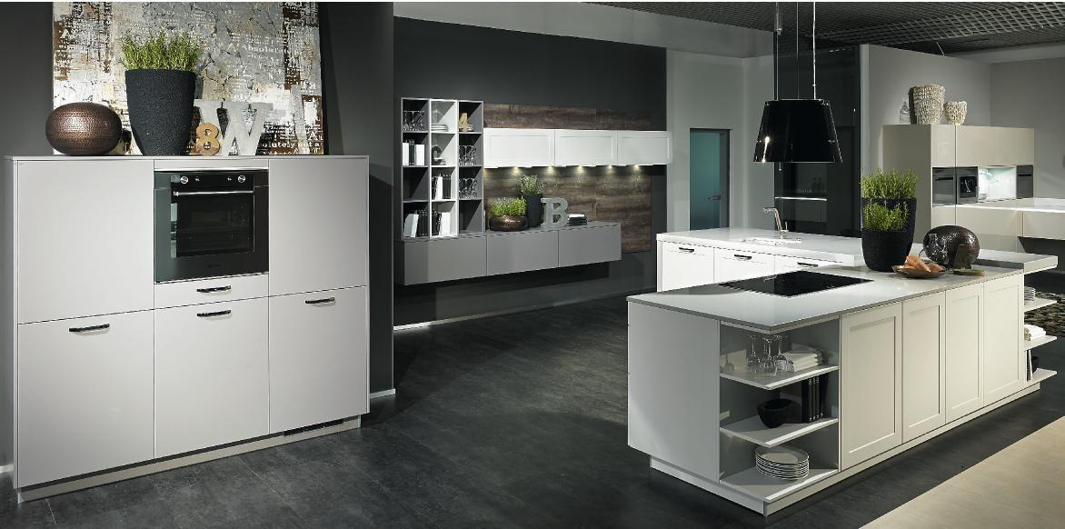 ALNO Küche Weiss Also küche Pinterest - küche landhaus weiß