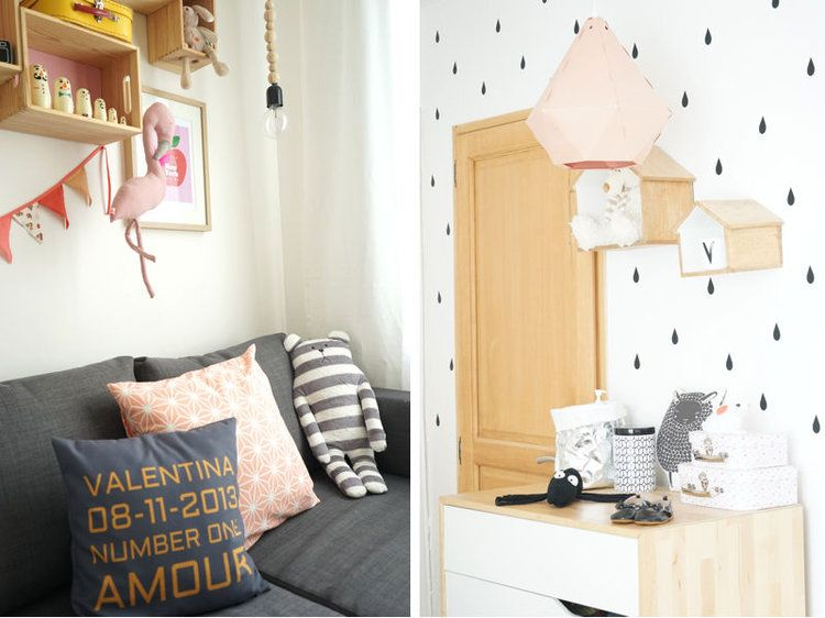 room - Chambre Scandinave Fille