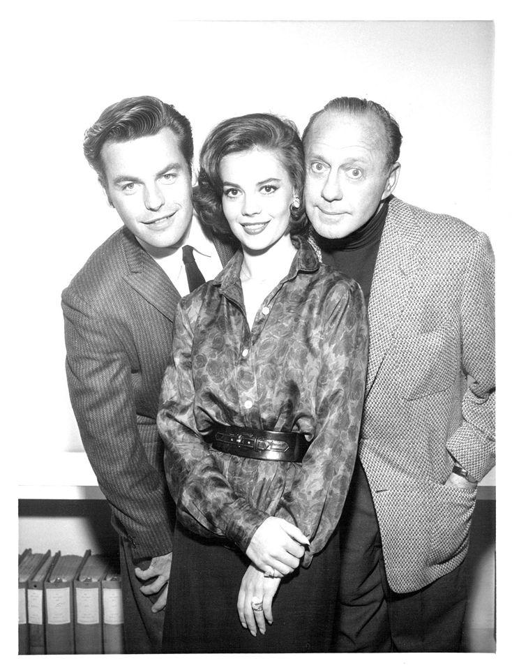 Robert Wagner, Natalie Wood & Jack Benny