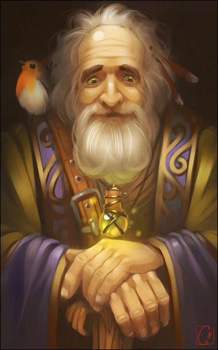 Image result for old wizard