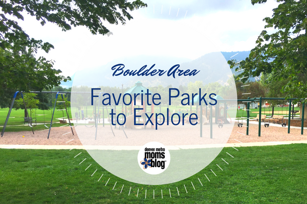 Boulder Area Parks to Explore