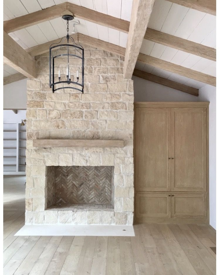 Stone and Stone fireplaces