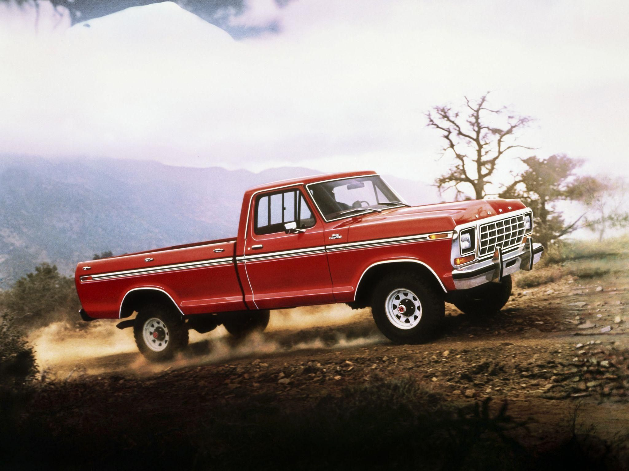 Ford Truck Wallpapers Desktop Ford Trucks Classic Ford Trucks