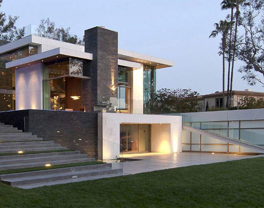 25 Best Modern House Designs Modern Bungalow House Design Modern Bungalow House Modern House Design