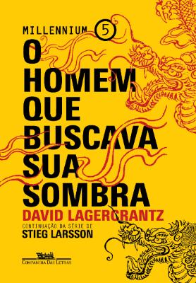 .: #OHomemQueBuscavaSuaSombra, quinto livro da série #
