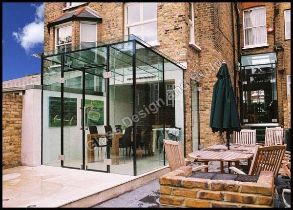 glass box extensions google search extention. Black Bedroom Furniture Sets. Home Design Ideas