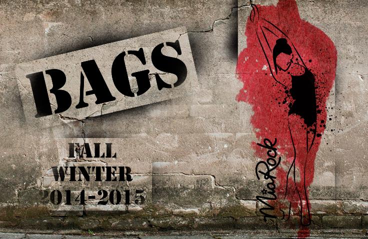¿Que llevan las Mia Girls en el bolso? ¡Mucha clase! Descubre los bolsos de la temporada FallWinter 2014-2015.