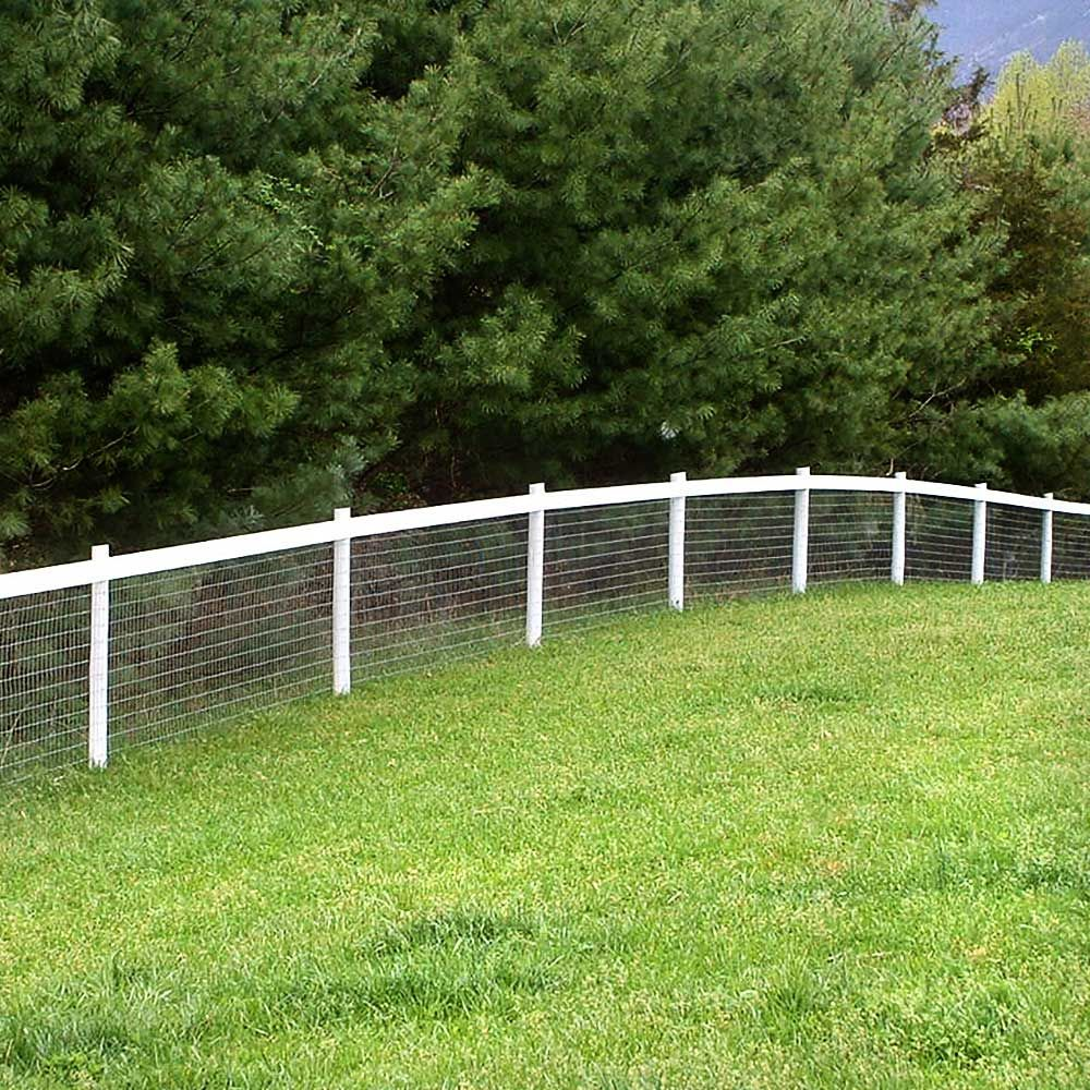 Building A Wooden Horse Fencing Home Design Ideas Intended