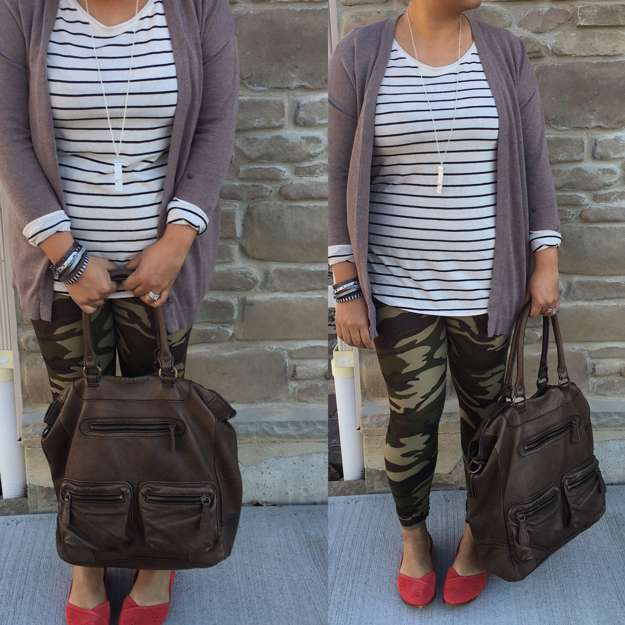 Stripes and Camo, Camo and red, how to wear stripes, how ...