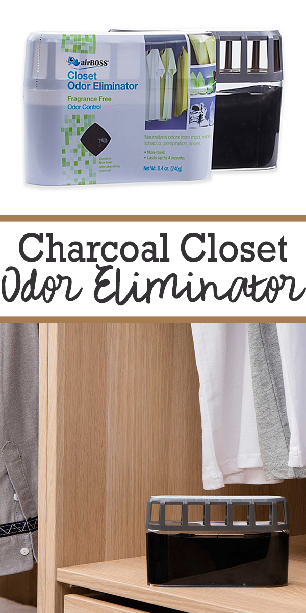 Use This AirBOSS Closet Odor Eliminator To Keep Your Closet Or Other  Enclosed Spaces Smelling Fresh