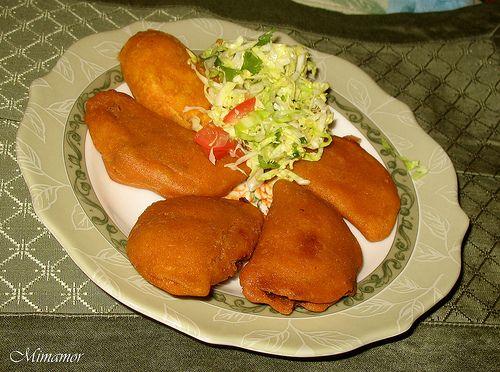 ricos pasteles estilo salvadore241os hechos de masa de maiz