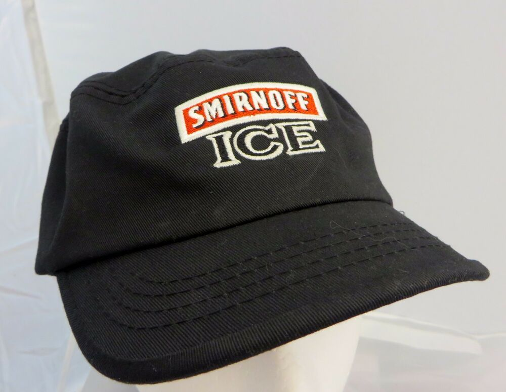 smirnoff ice beanie hat red