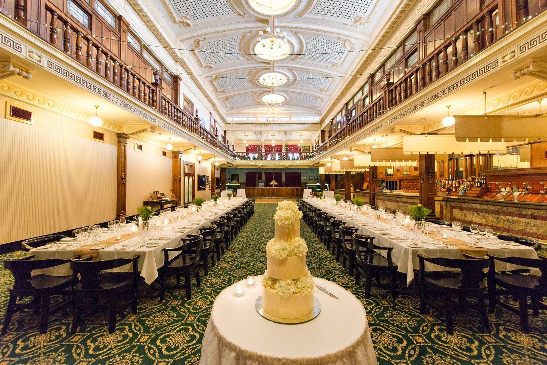 Tattersalls Club Brisbane Wedding Venue Tattersalls Club Brisbane
