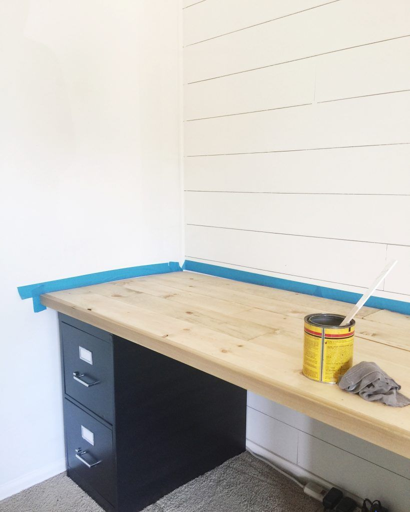 10 Diy Computer Desk Ideas That Will Fire Up Your Spirit Working From Home Home Office Design Woodworking Projects Diy Diy Computer Desk