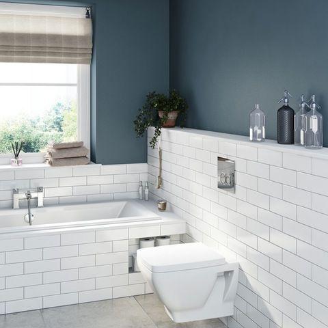 Craig Amp Rose Midnight Blue Kitchen Amp Bathroom Paint 2 5l Kitchen