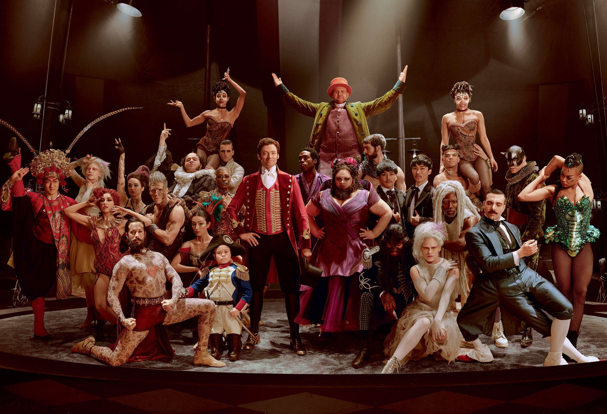 Image result for greatest showman printable