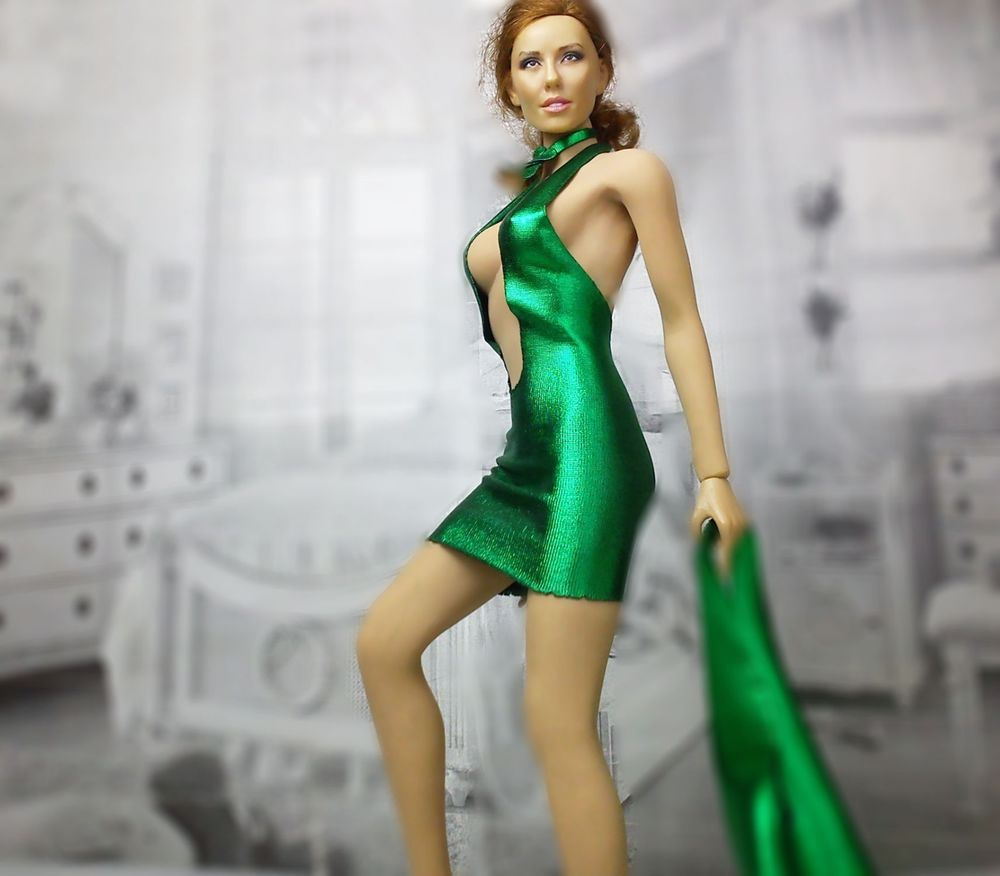 1/6 scale CLOTHES for PHICEN TBLeague female Hot Toys
