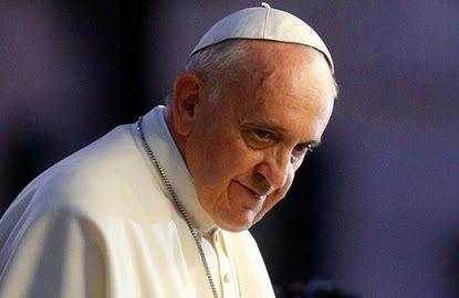 10 порад від Папи Римського Франциска, як бути щасливим