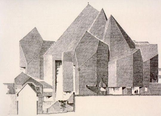Fabriciomora Architecture Sketch Architecture Wallpaper Architecture Drawing
