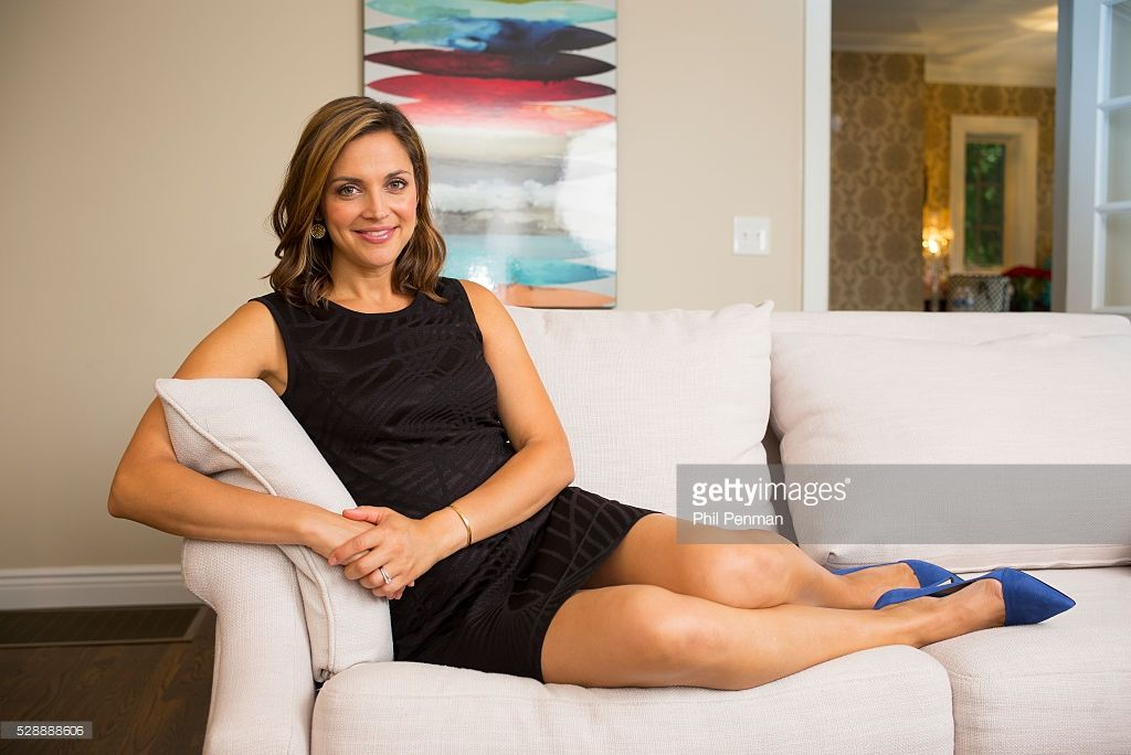 Paula Faris At Home In Larchmont New York Picture Id528888606 1024